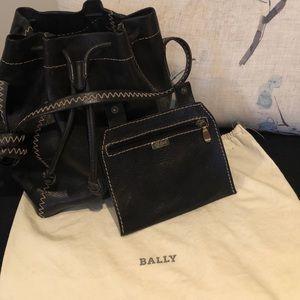 Bally Bucket Bag. Italy. Perfect condition.